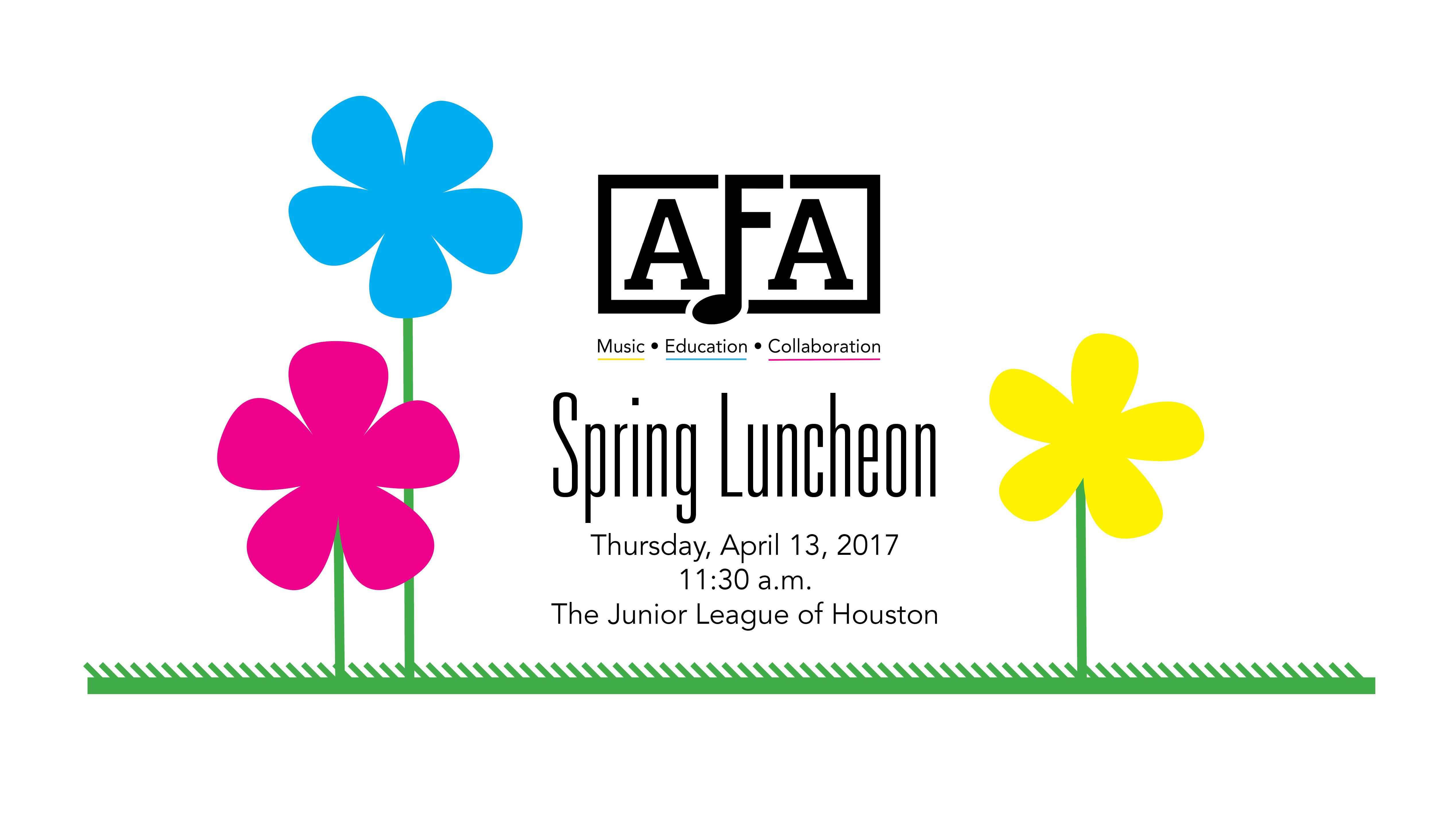 AFA Spring Luncheon
