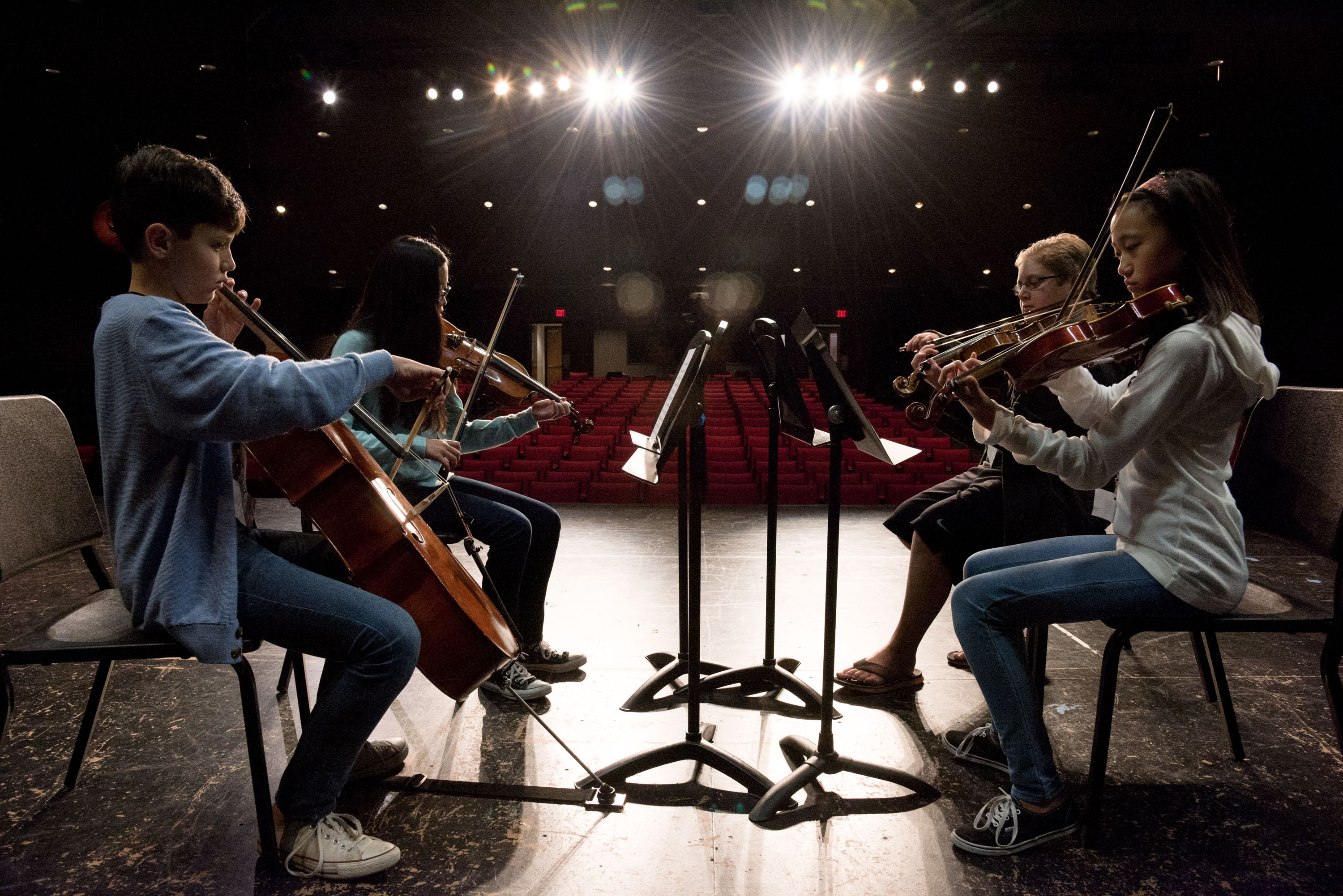 Chamber Music Academy and Composer Institute Spring Recital